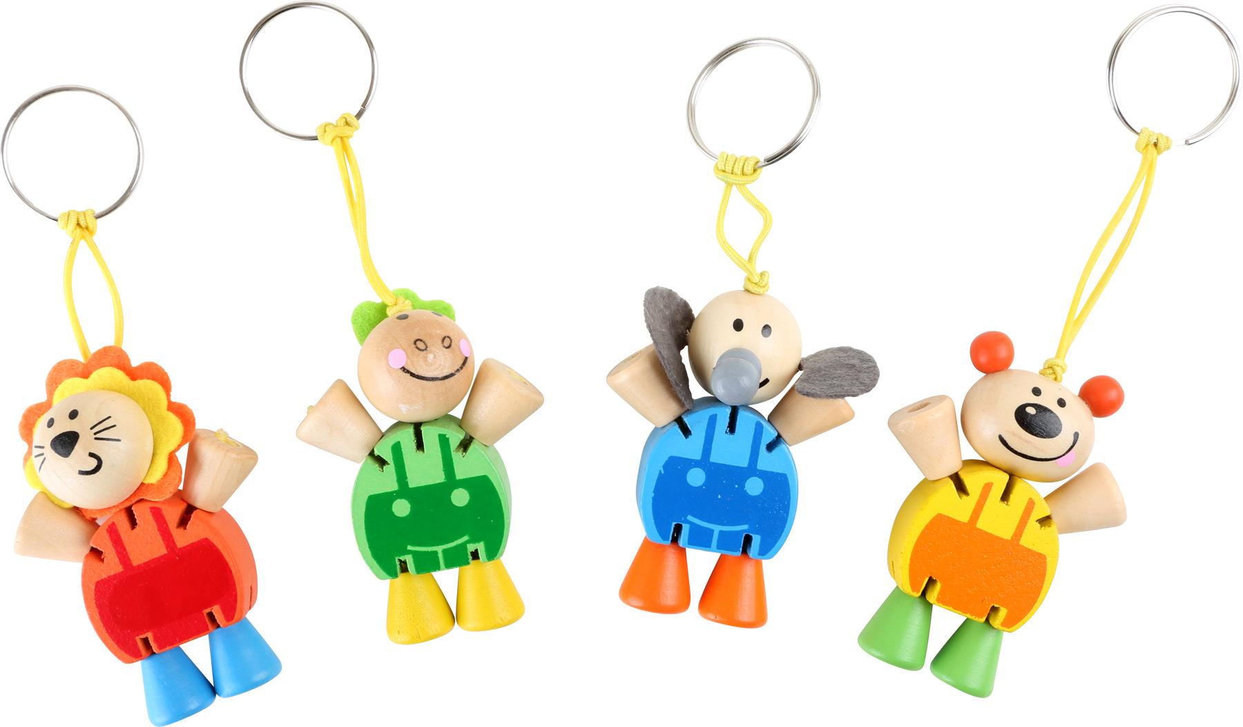 Schlüsselanhänger Tiere