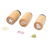 "Display Woodies Stempel ""Weihnachten"""