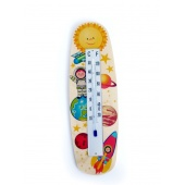 Thermometer Weltall