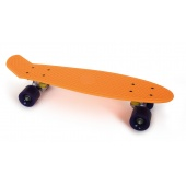 Skateboard neonorange